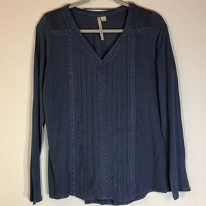 | LC by Lauren Conrad | Royal Blue Long Sleeve
